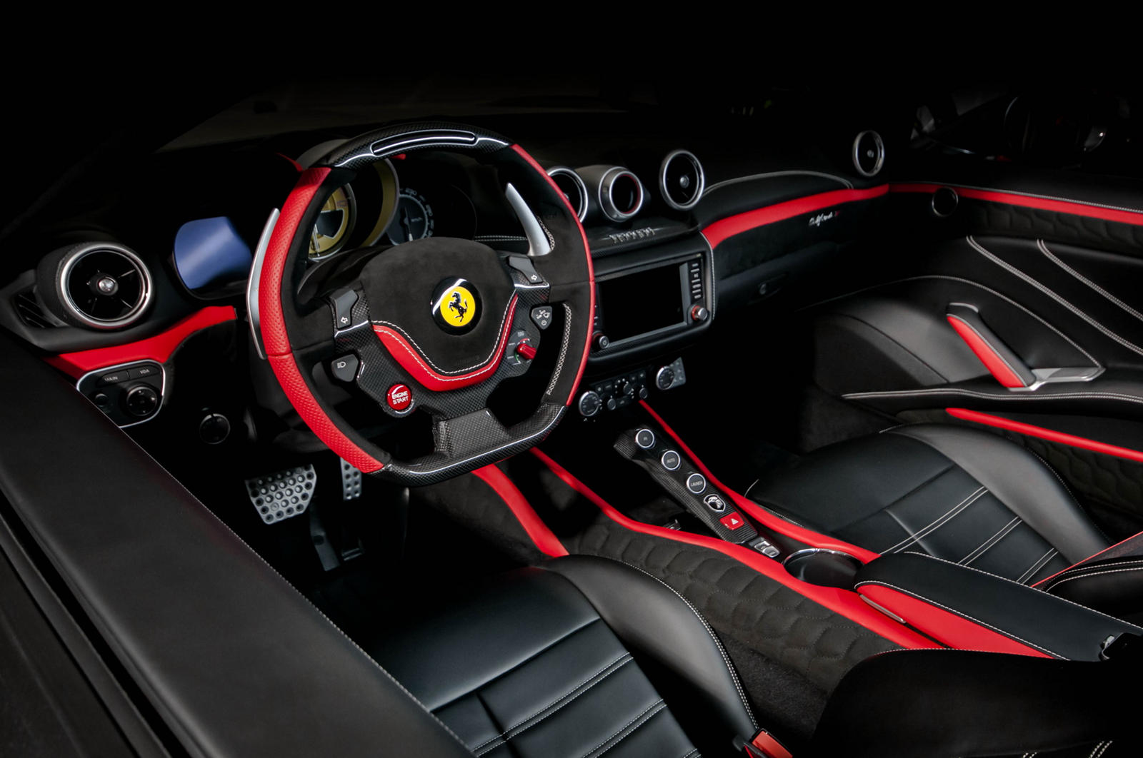 Ferrari California T Gets An All-New Interior   CarBuzz