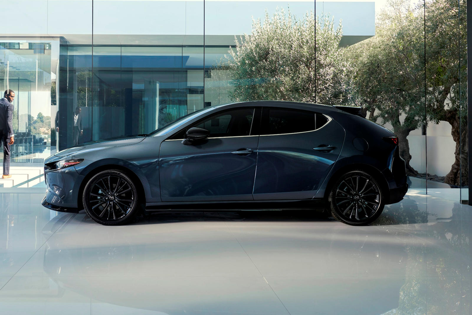 2021 Mazda3 2.5 Turbo Costs More Than A Golf GTI - CarBuzz