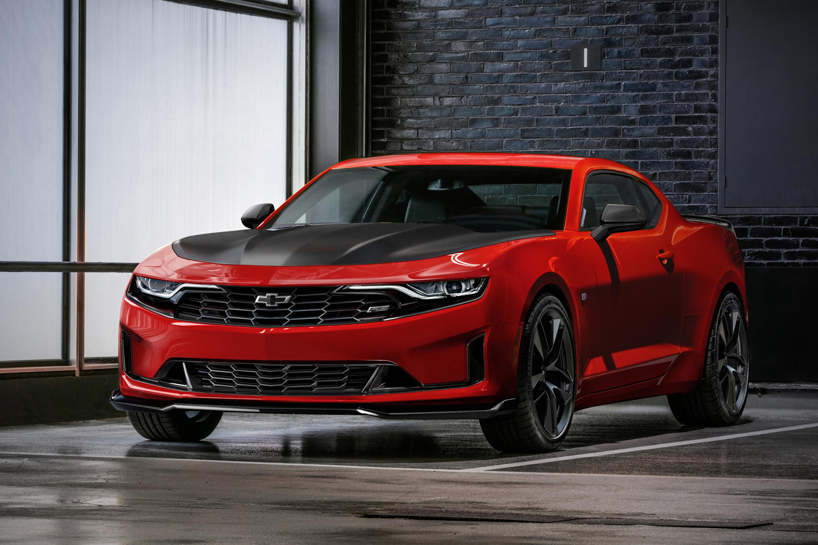 Production Of The 4 Chevy Camaro Has Begun - Byrdr Automotive