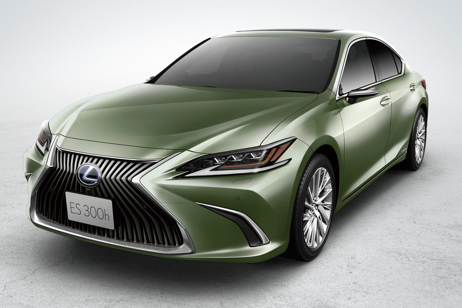 2021 lexus es hybrid is even more efficient than before