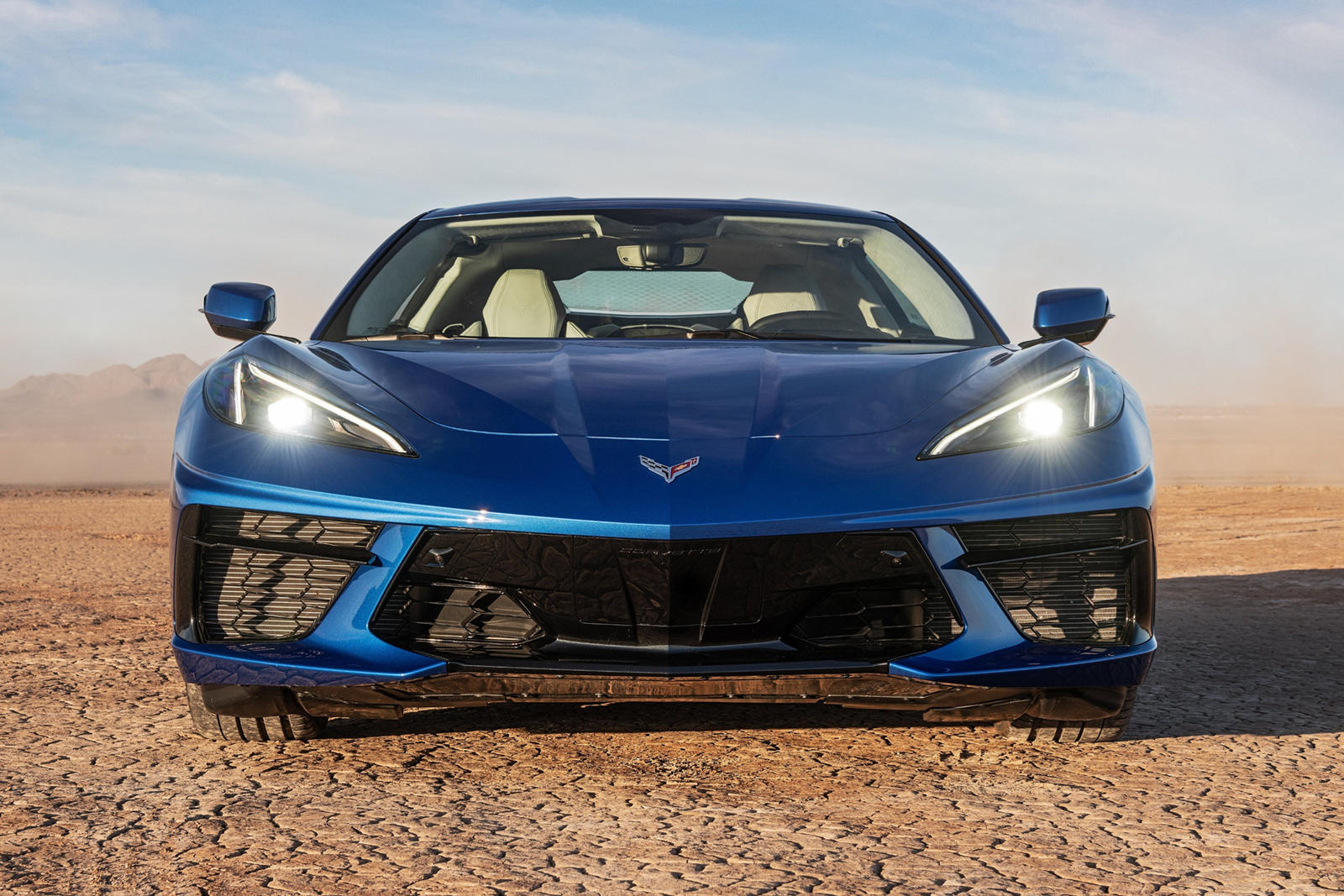 There's More Evidence An Electrified Corvette Is Coming