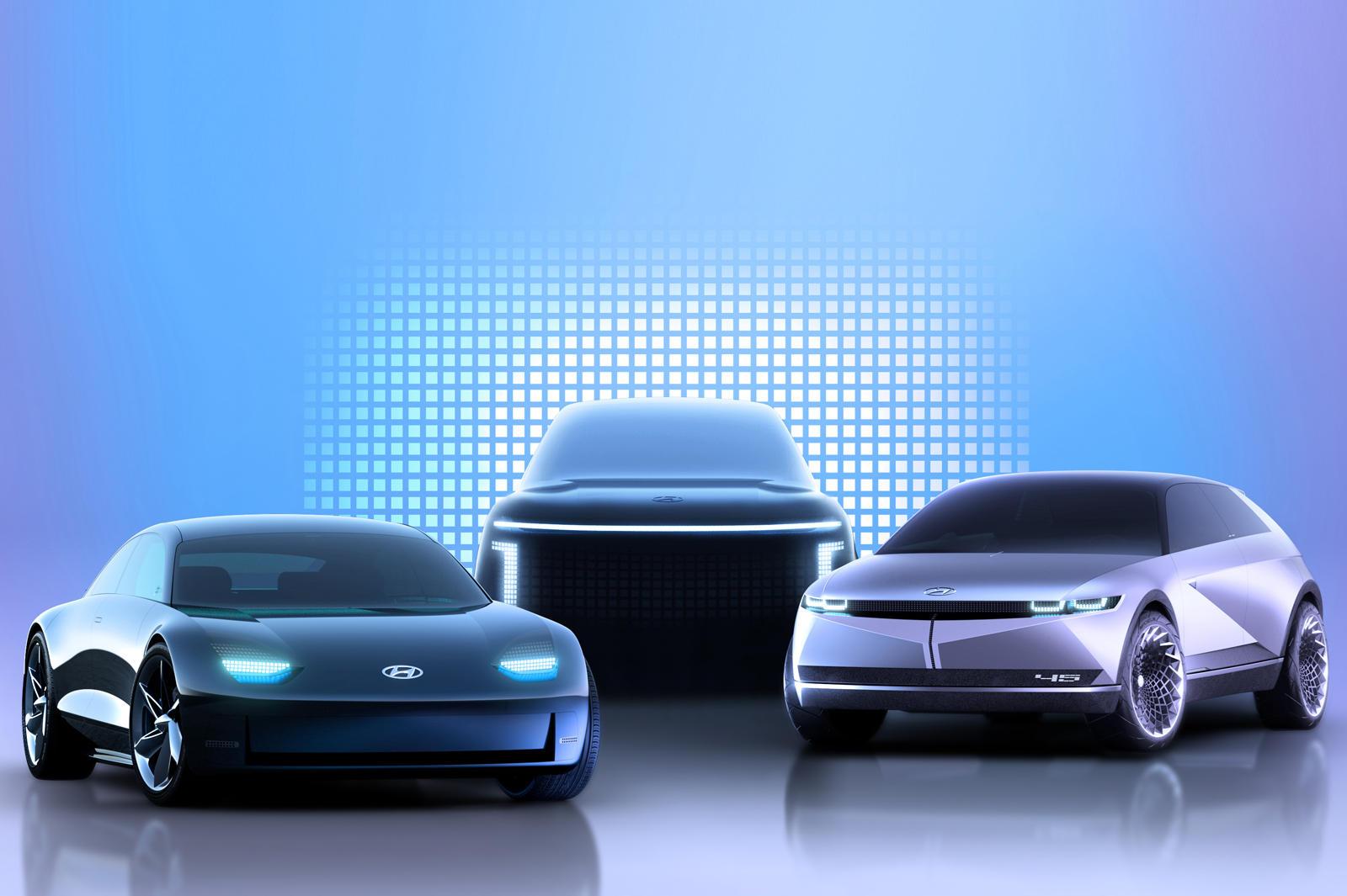 Official: Hyundai Launches New Ioniq All-Electric Brand