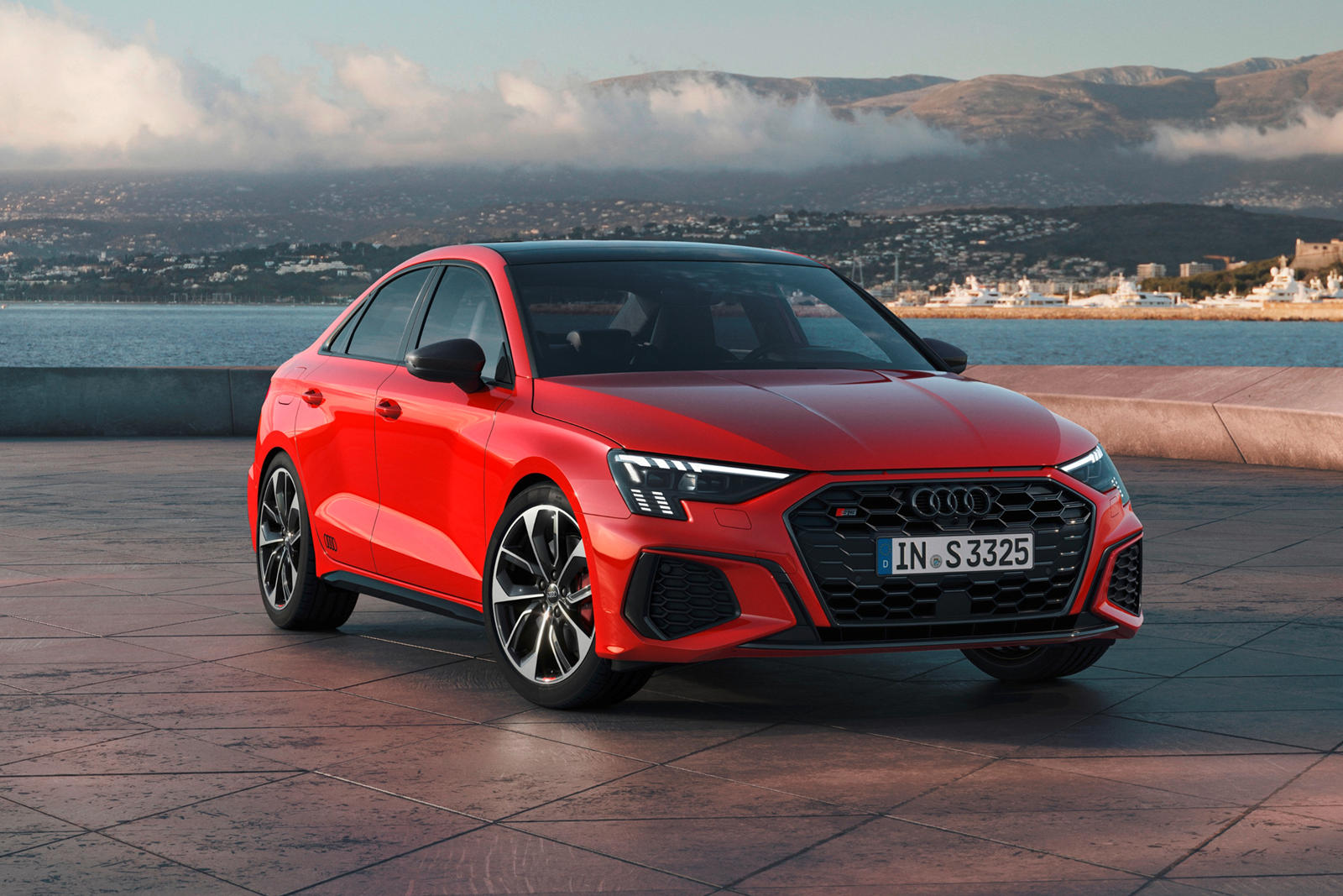 2021 Audi S3 Arrives With More Power And Sharper Styling ...