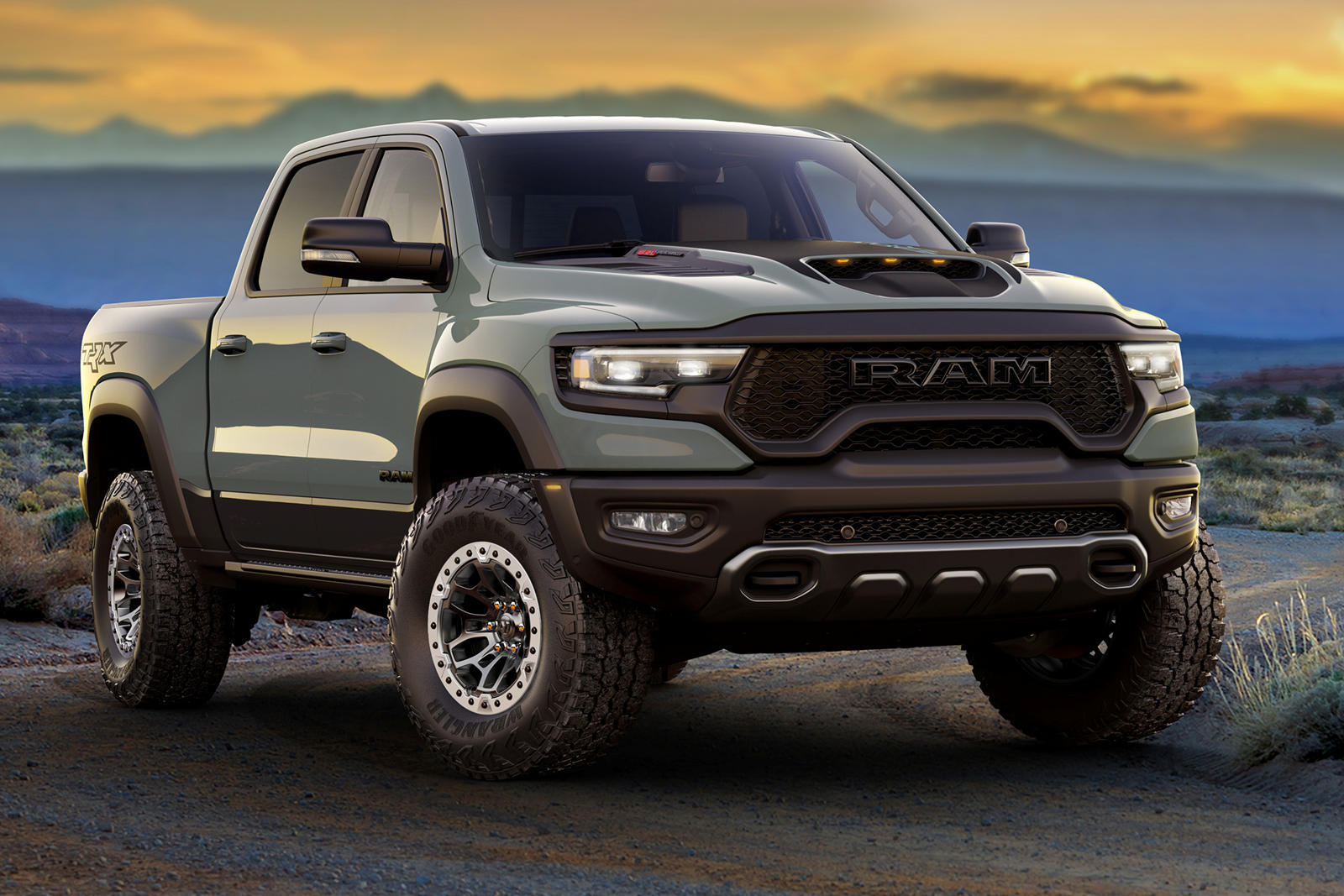 2021 Ram 1500 Trx Launch Edition Will Be A Very Rare Truck Carbuzz