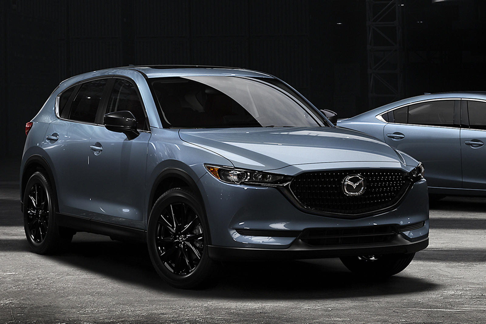 2021 Mazda CX-5 Adds New Carbon Edition Model - Wade ...