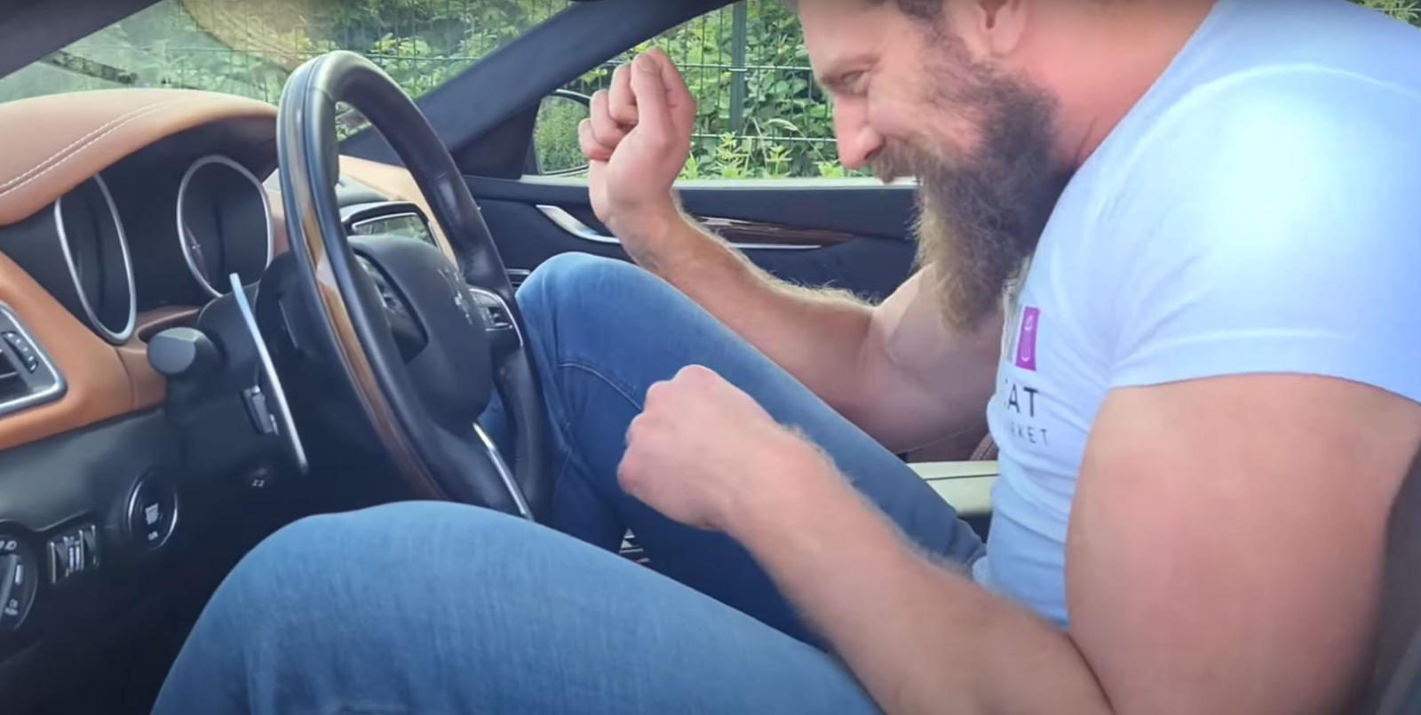 What Sports Cars Are Best For Seven Foot Tall Drivers Carbuzz