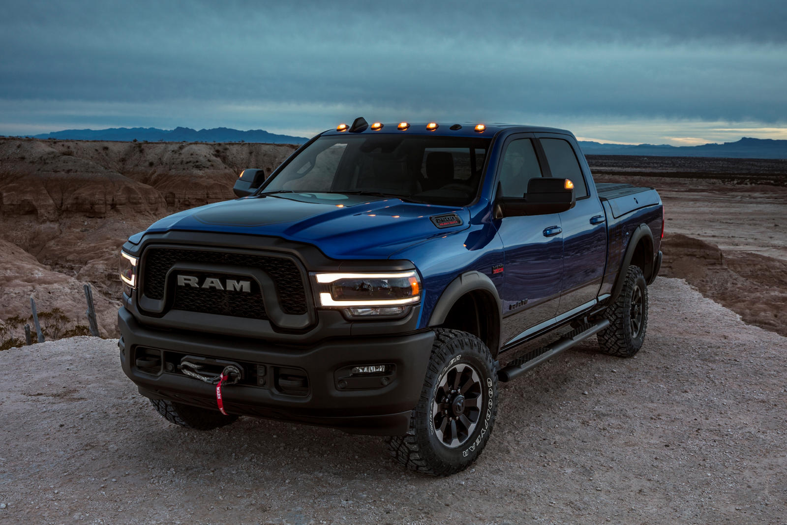 2021 Ram Heavy Duty Trucks Arrive With New Limited Night Edition Carbuzz