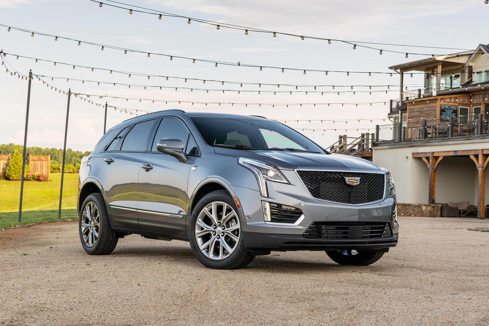 Cadillac Discount Reduces 2019 XT5