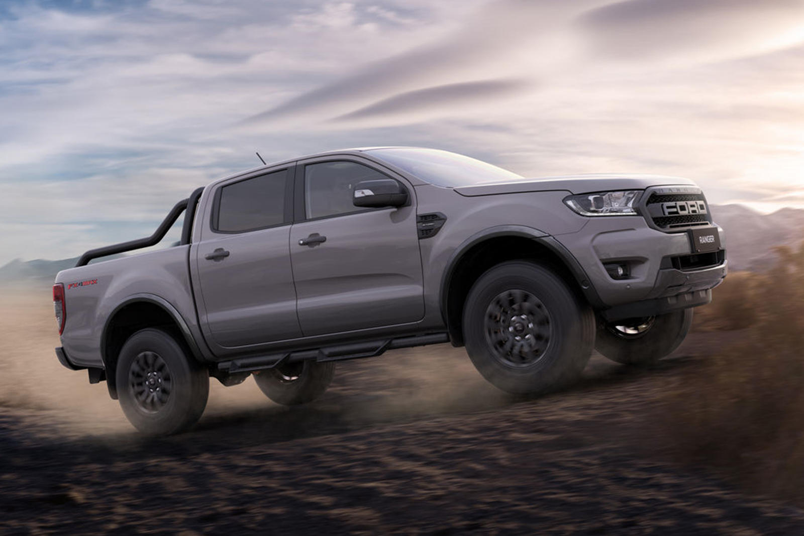 Ford Ranger FX4 MAX Is The Raptor's Baby Brother - CarBuzz