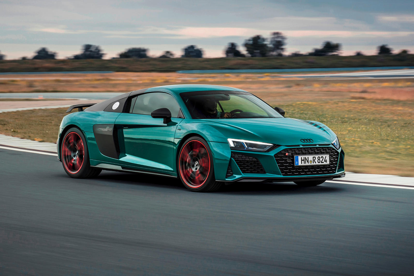 Meet The Audi R8 Green Hell Edition - CarBuzz