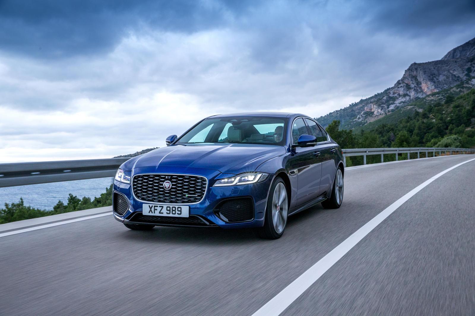 2021 Jaguar XF Sedan: Review, Trims, Specs, Price, New ...