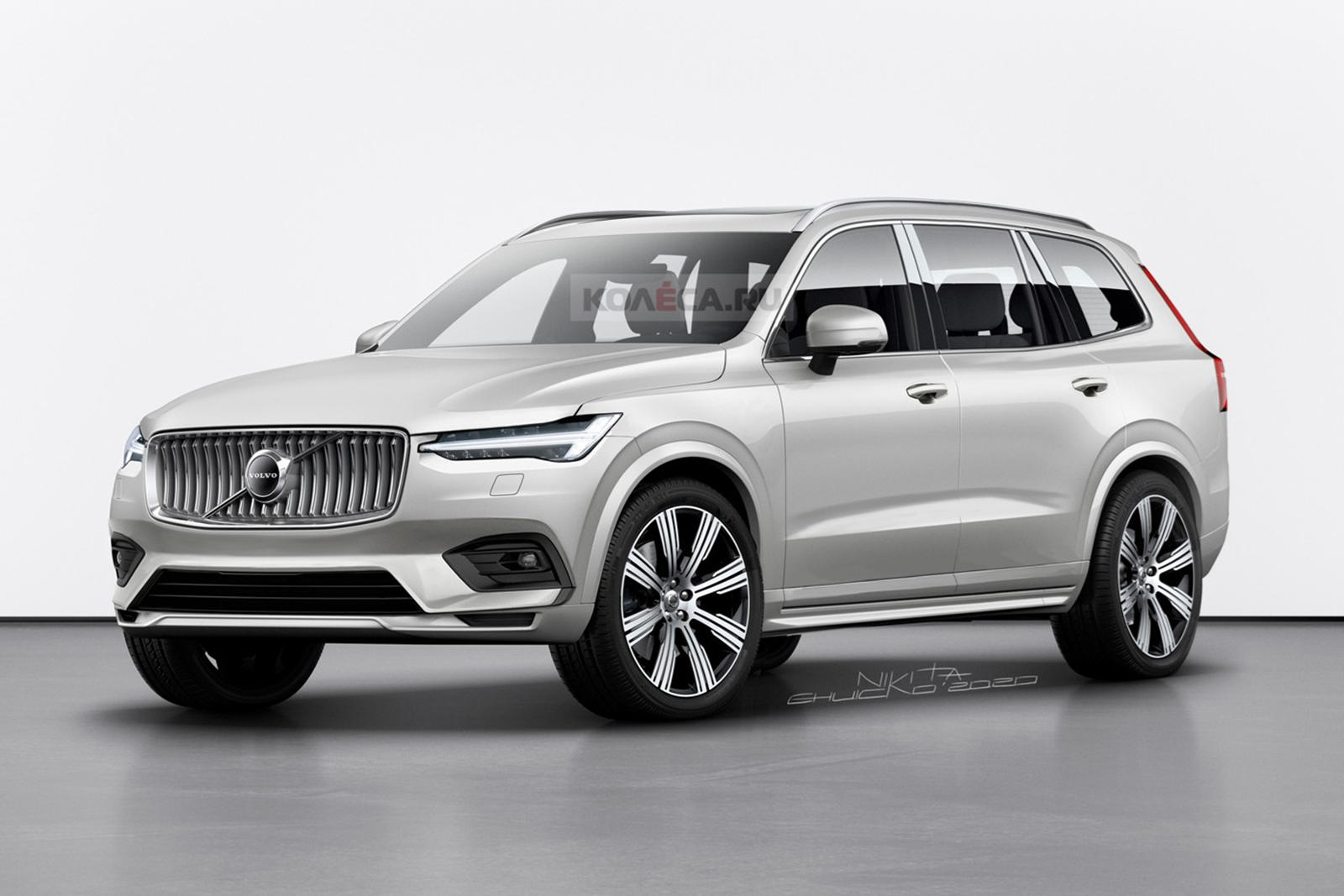 Bigger, More Luxurious Volvo SUV Coming In 4  CarBuzz