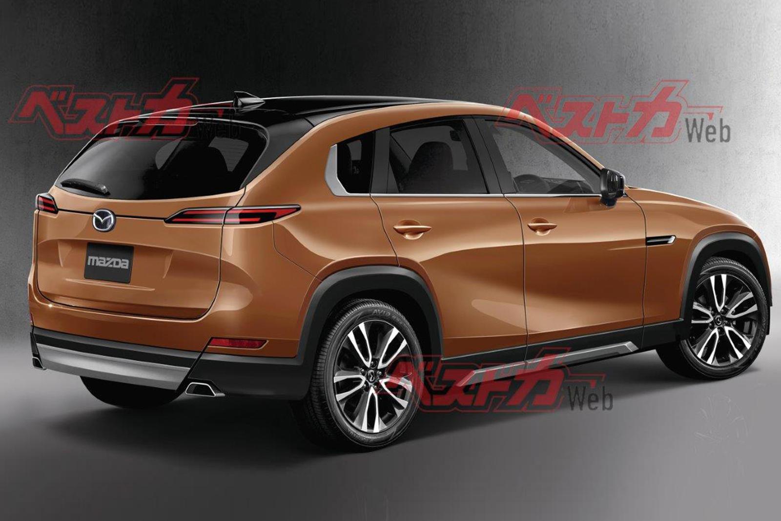 Mazda Cx 5 Will Be Reborn As Luxury Mercedes Glc Rival Carbuzz