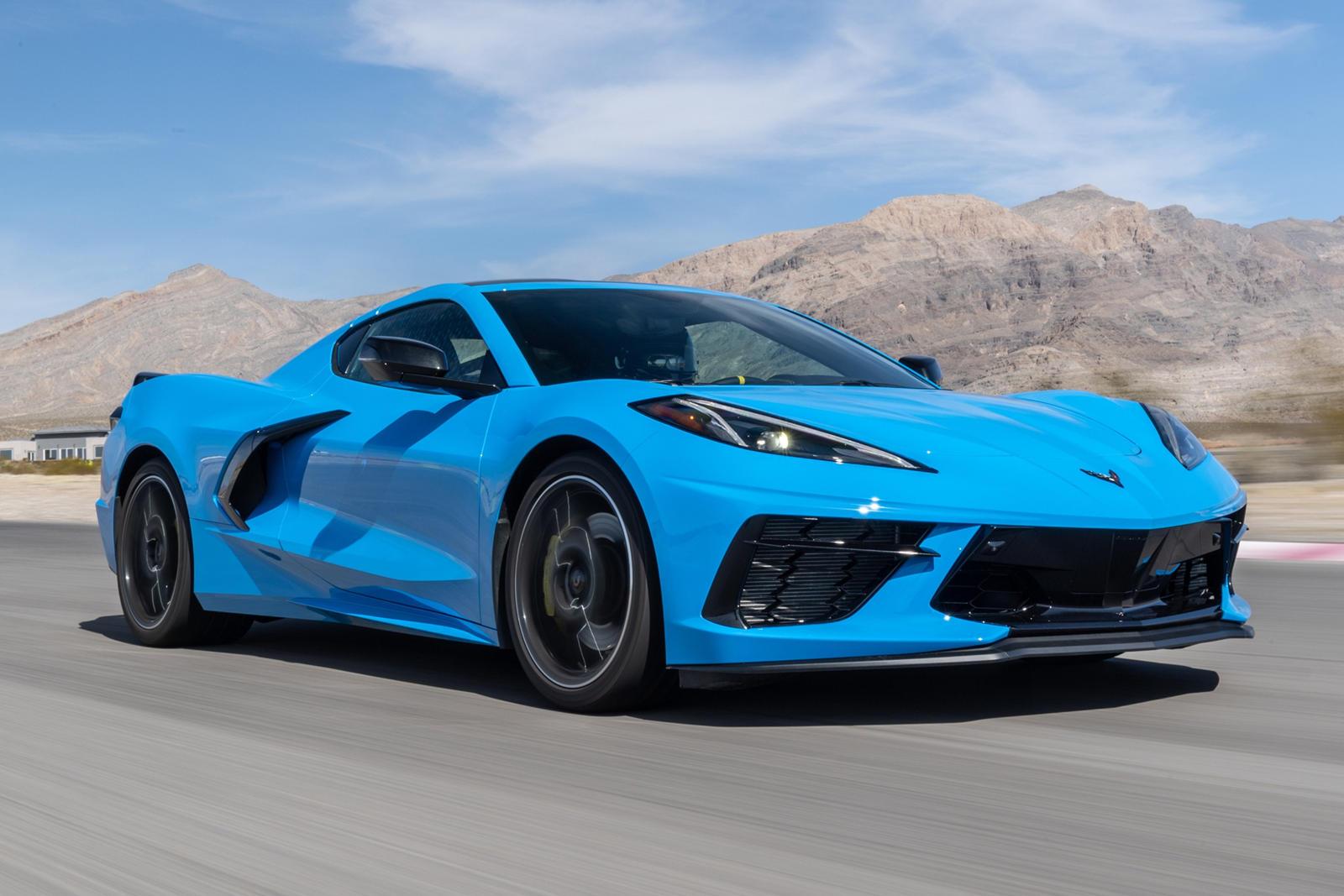 American Lottery Winner Denied Corvette Prize