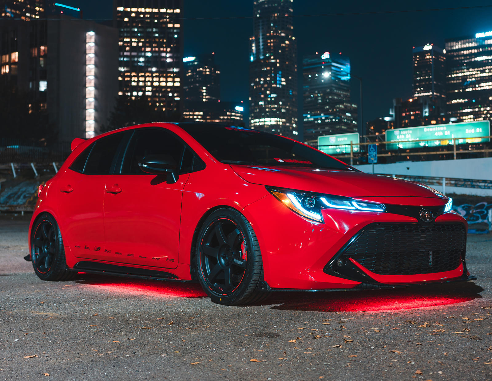 Exposed Toyota Corolla Hot Hatch Way Better Than Expected Carbuzz