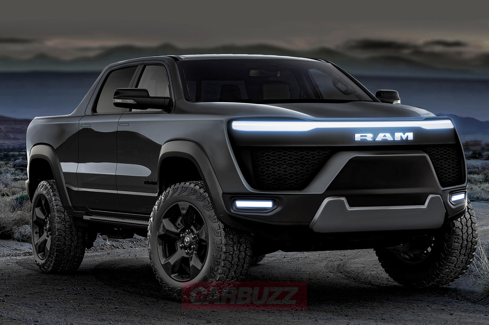 dodge ram electric car Ram Promises Electric Truck Could Dominate The Segment  CarBuzz