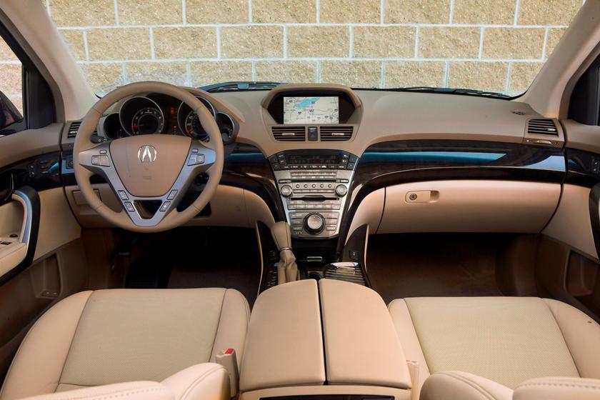 2008 Acura Mdx Interior Photos Carbuzz