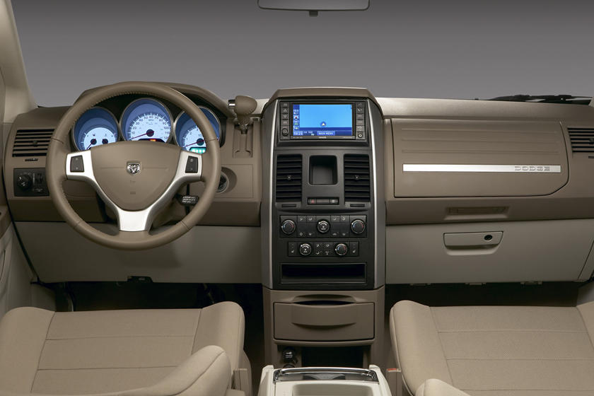 2008 Dodge Grand Caravan Interior Photos Carbuzz