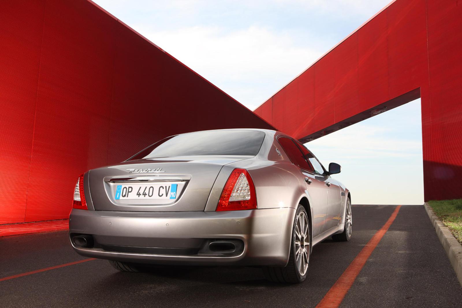 2008 Maserati Quattroporte: Review, Trims, Specs, Price ...