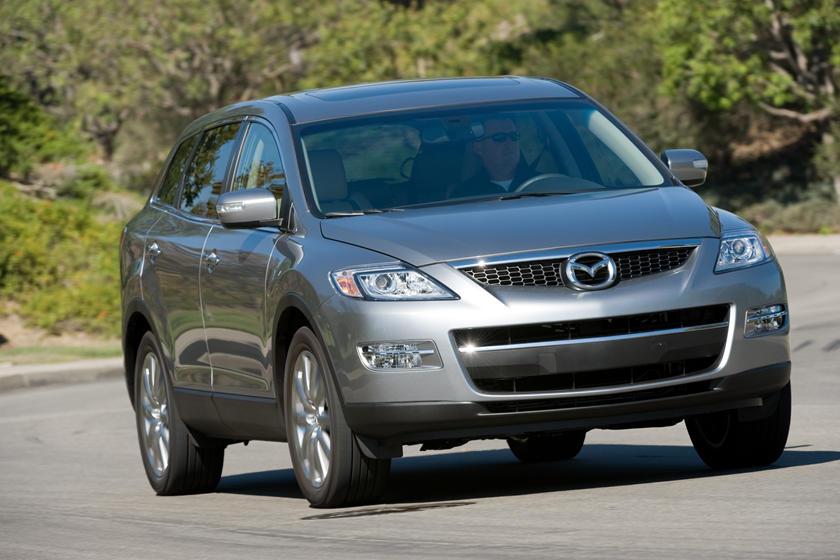 2008 Mazda CX-9 Exterior Photos
