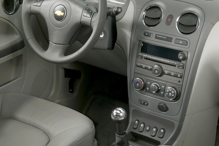 2009 Chevrolet Hhr Panel Interior Photos Carbuzz