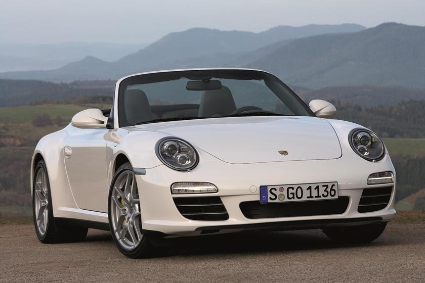 2009 Porsche 911 Carrera Cabriolet  Review  Trims  Specs