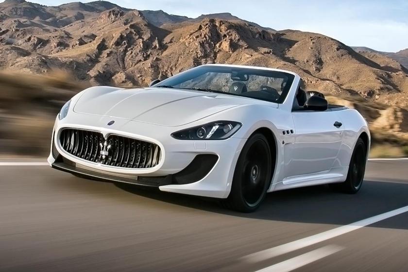 2010 Maserati GranTurismo Convertible: Review, Trims ...