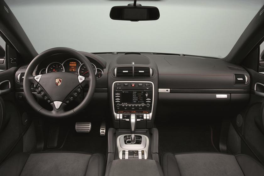 2010 Porsche Cayenne Interior Photos Carbuzz