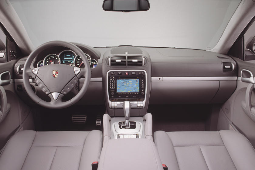 2010 Porsche Cayenne Turbo Interior Photos Carbuzz