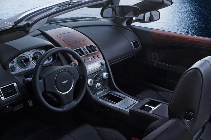 2011 Aston Martin Db9 Volante Interior Photos Carbuzz