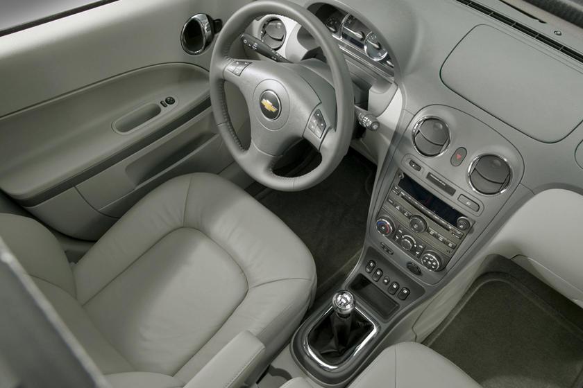 2011 Chevrolet Hhr Interior Photos Carbuzz