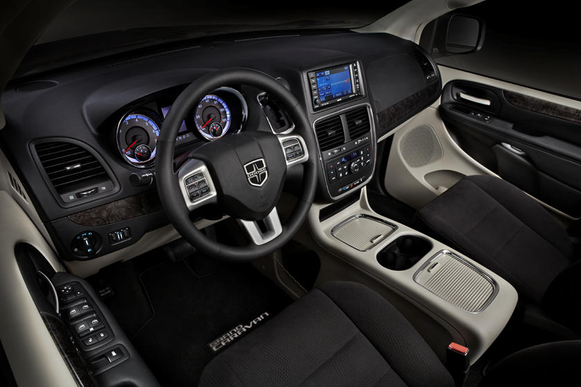 2011 Dodge Grand Caravan Interior Photos Carbuzz