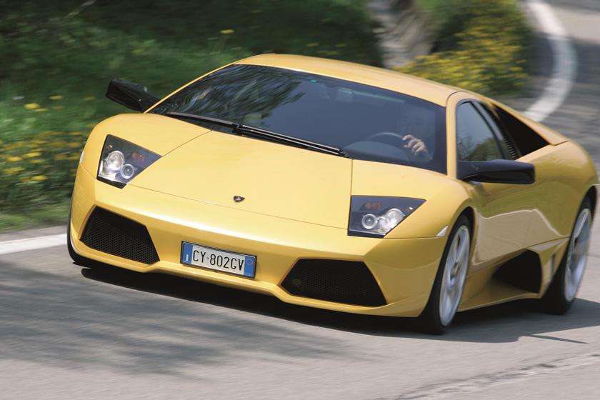 2011 Lamborghini Murcielago Review Trims Specs And Price Carbuzz