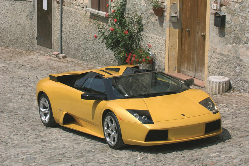 2011 Lamborghini Murcielago Roadster Review Trims Specs And Price