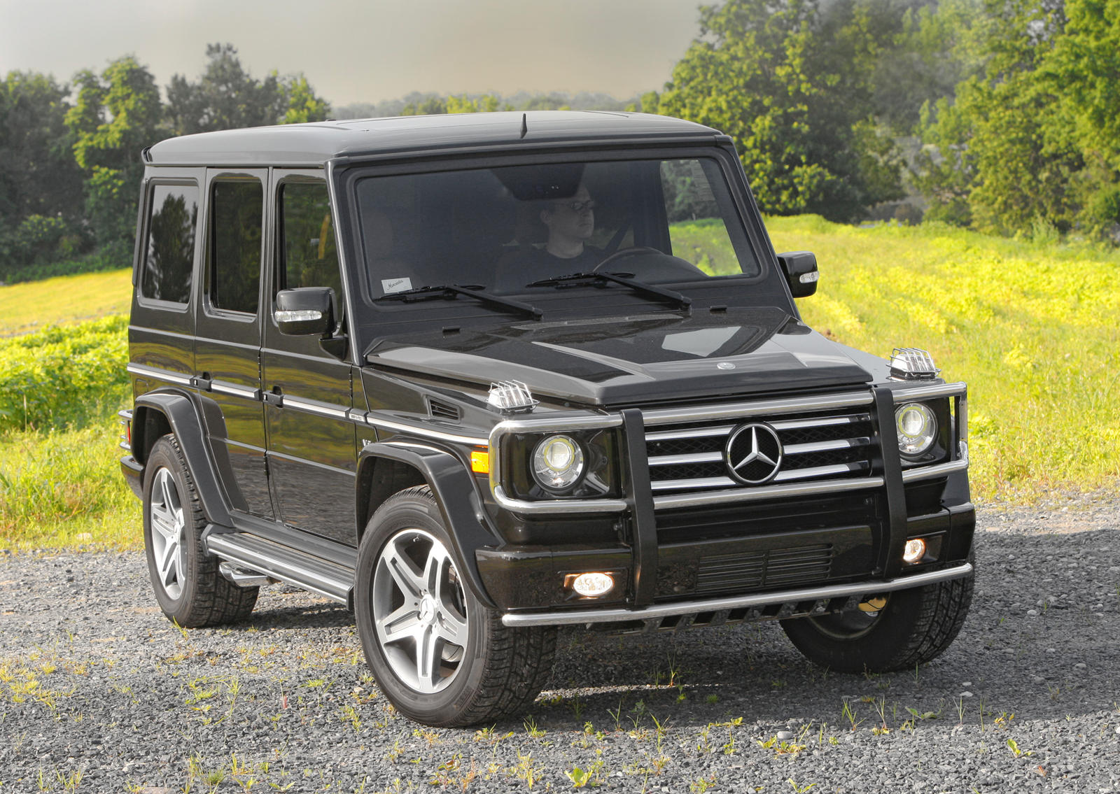 2011 Mercedes-AMG G55: Review, Trims, Specs, Price, New