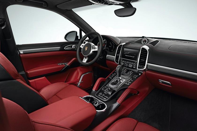 2011 Porsche Cayenne Turbo Interior Photos Carbuzz