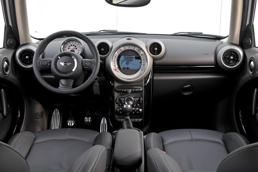 2012 Mini Cooper Countryman Interior Photos Carbuzz