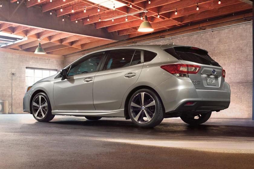 2012 Subaru Impreza WRX STI Hatchback: Review, Trims ...