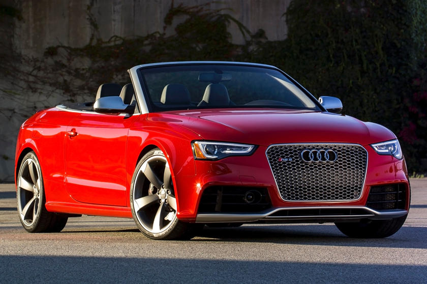 2013 Audi Rs5 Convertible Review Trims Specs Price New Interior Features Exterior Design And Specifications Carbuzz