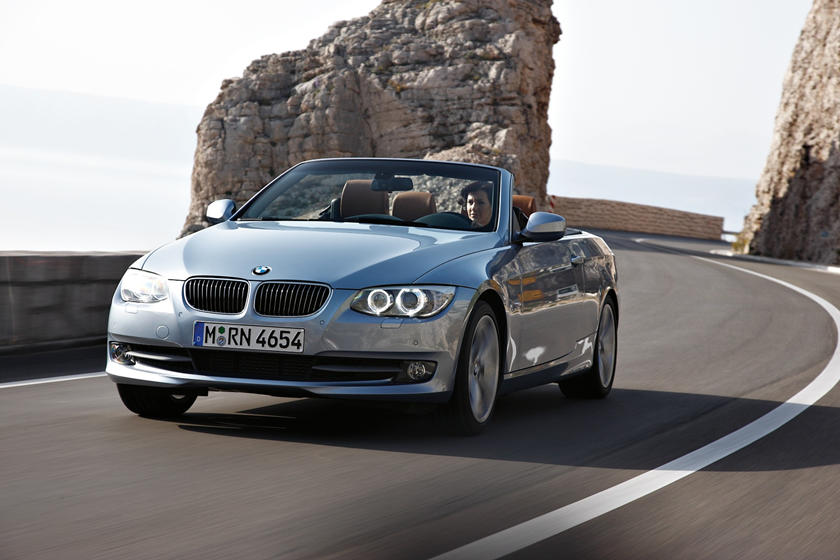 2013 Bmw 3 Series Convertible Review Trims Specs And Price Carbuzz