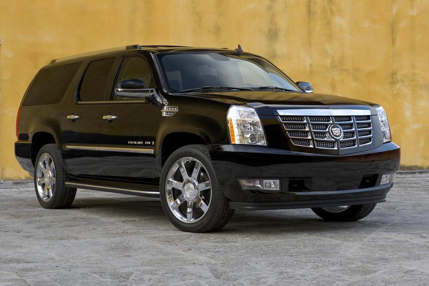 2013 Cadillac Escalade Esv Review Trims Specs Price New Interior Features Exterior Design And Specifications Carbuzz