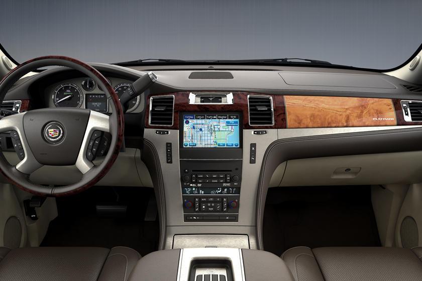 2013 Cadillac Escalade Hybrid Interior Photos Carbuzz