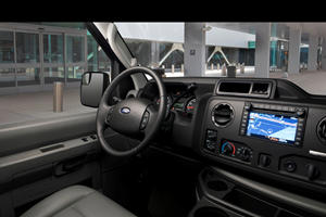 2013 ford econoline cargo van interior photos carbuzz 2013 ford econoline cargo van interior
