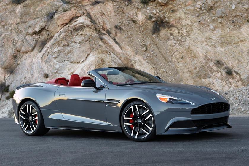 2014 Aston Martin Vanquish Volante Review Trims Specs Price New Interior Features Exterior Design And Specifications Carbuzz