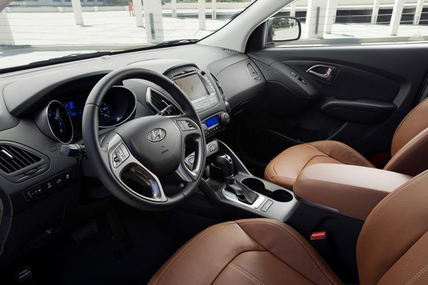 2014 Hyundai Tucson Review Trims Specs Price New Interior Features Exterior Design And Specifications Carbuzz
