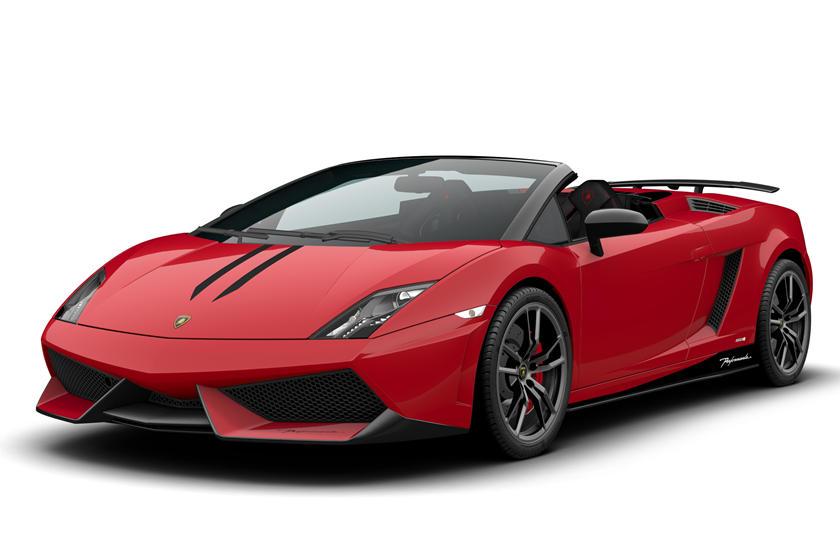 2014 Lamborghini Gallardo Spyder Review Trims Specs And Price