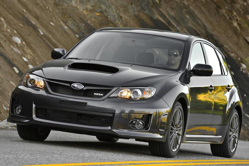 2014 Subaru Impreza Wrx Hatchback Review Trims Specs And