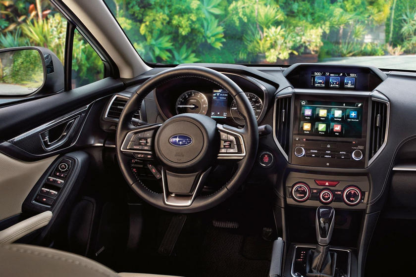 2014 Subaru Impreza Wrx Sti Hatchback Interior Photos Carbuzz