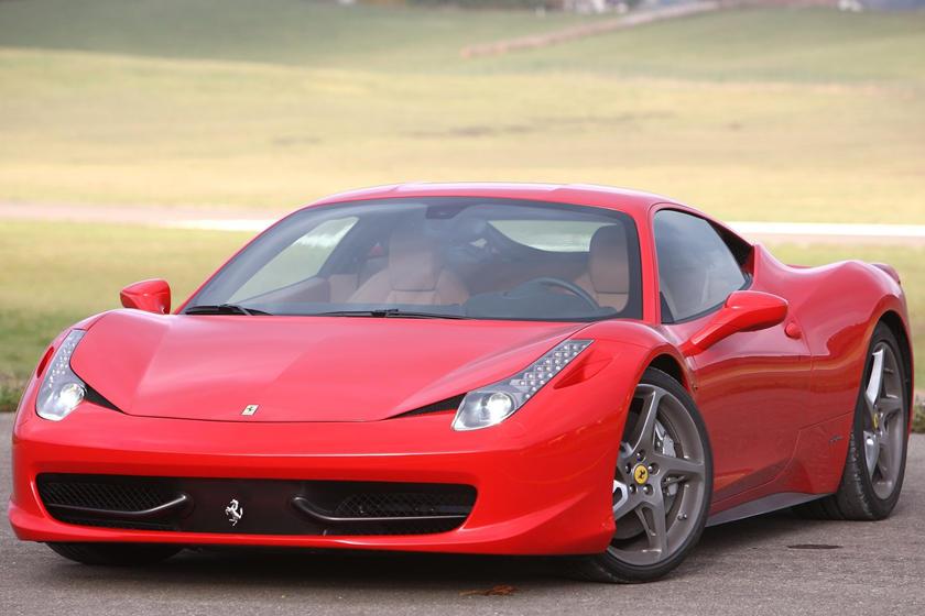 Ferrari 458 Price Ekonomičan Rabljeni Automobil