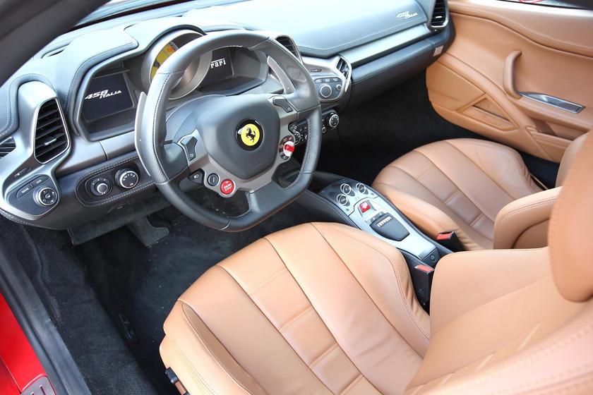 Ferrari 458 Italia Interior Photos Carbuzz